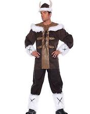 Viking Warrior Nordic Barbarian  Medieval Mens Superior Quality Costume