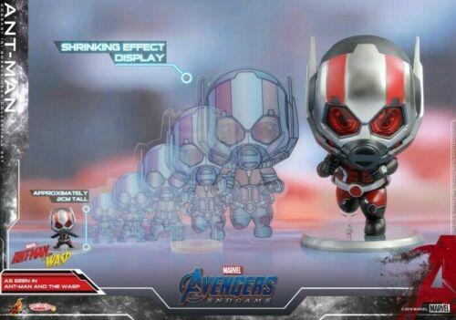 Endgame COSB567 PVC Action Figure Hot Toys Mini Ant-Man Dolls COSBABY Avengers