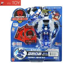 Turning Mecard MIRINAE White ver Transformer Pegasus Robot Car Toy Sonokong