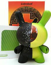 """DUNNY 3"""" AZTECA 2 SERIES MICHELLE PRATS AVOCADO 1/25 KIDROBOT 2011 TOY VINYL"""