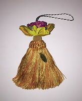 Mackenzie Childs Scented Farmhouse Tassel Brand Without Tag