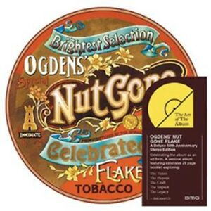 Small-Faces-Ogdens-039-Nut-Gone-Flake-CD-Mediabook-50th-Anniv-Stereo-Remaster