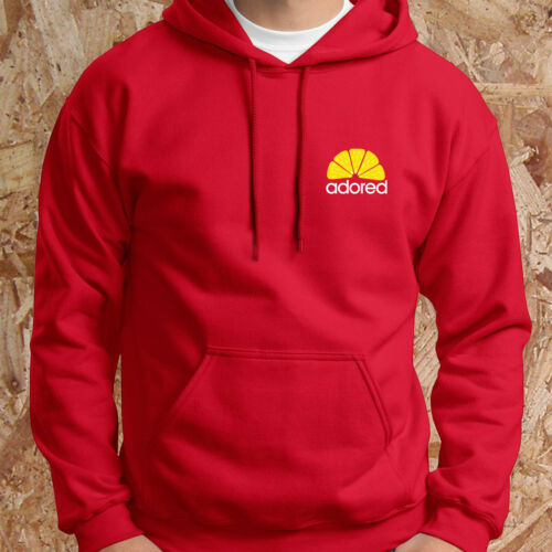 Adorait Wanna Be Ian Stone Brown st-valentin Roses Spike Festival hoodie