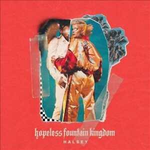 HALSEY-HOPELESS-FOUNTAIN-KINGDOM-NEW-CD