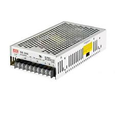 Mean Well SE-200-36 AC/DC Power Supply Single-OUT 36V 5.9A 212 US Authorized NEW