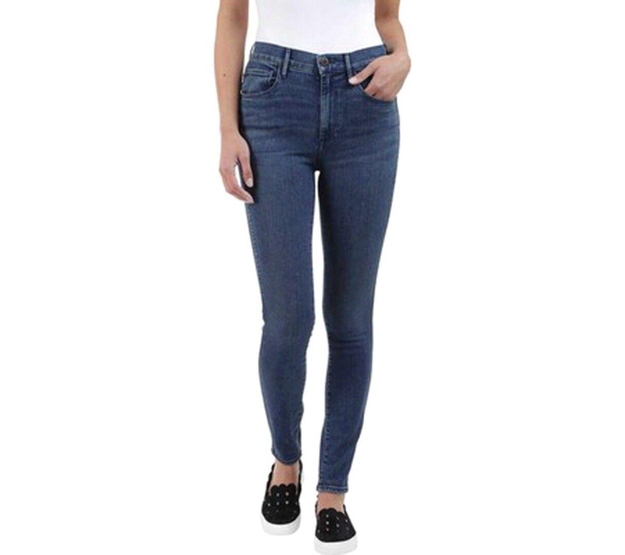 3X1 Shelter High Rise Skinny Jeans Iris Sz 25 Sz 30   153F