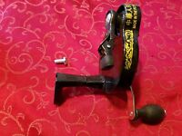 Hand Crank For Singer Spoked Wheel Sewing Machines 15 Class 127,128,28, 66, 99