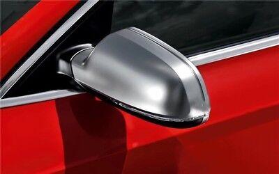 Audi A4 S4 RS4 2011-2016 Matt chrome wing mirror covers OEM fit