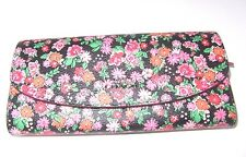 Coach F57962 Slim Envelope Wallet In Posey Cluster Floral Print Pink Multi $250