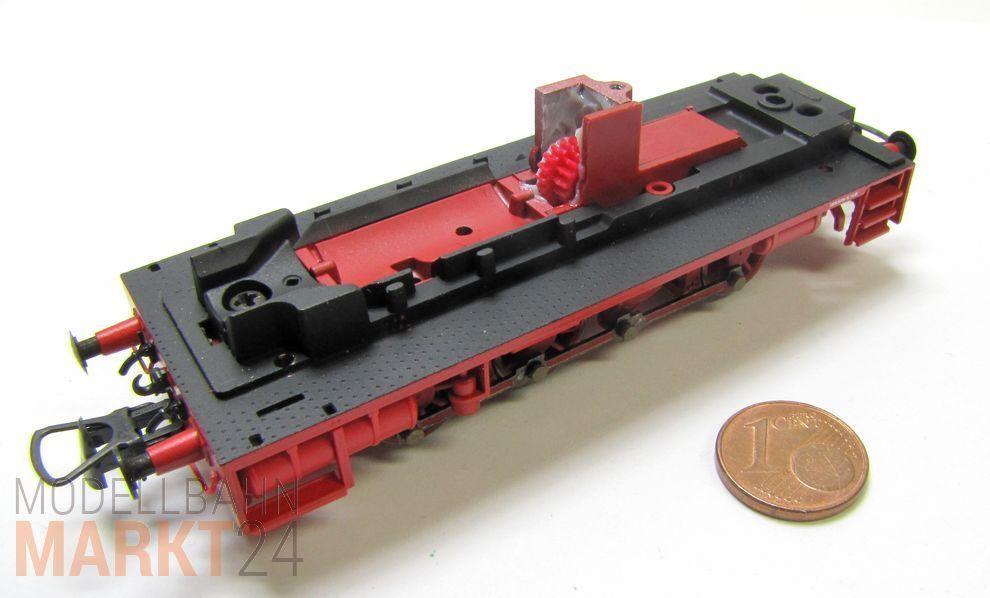 Reemplazo de chasis m. engranajes ejes, por ejemplo, para roco diesellok br 103 pista h0 nuevo