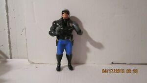 TERMINATOR II 2 POLICEMAN COP MOTORCYCLE ORIGINAL 1991 VINTAGE ACTION FIGURE HTF