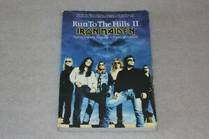 Iron-Maiden-Run-To-The-Hills-II-Biografia-POLISH-BOOK