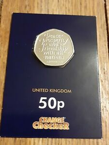 2020-BREXIT-50p-COIN-Uncirculated-Placed-In-a-Sealed-Collectors-Card