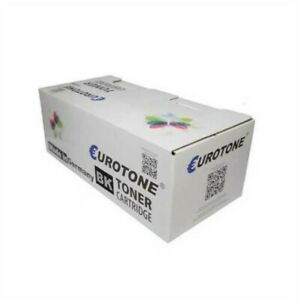 Eco Eurotone Toner Black For Canon GP 550 GP 555 With Per Approx. 33.000 Pages