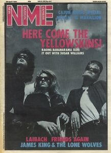 NME-NEWSPAPER-COVER-FOR-28-4-1984-BANANARAMA