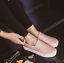 Fashion-Korean-Women-Girl-Leather-Casual-Flats-Oxfords-Loafer-Slip-On-Shoes thumbnail 10