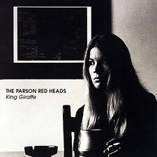 King Giraffe CD