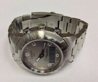 TISSOT STAINLESS STEEL T TOUCH WATCH MEN'S 1853 37126 251 351