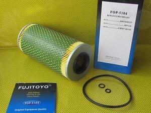 SSANGYONG-MUSSO-2-9-TD-Oil-Filter-Diesel-04-98-gt-Genuine-Spec