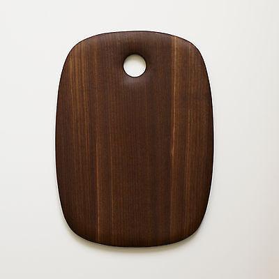 Dominik Woods: Serving Platter & Cutting Board, Rectangle in Walnut