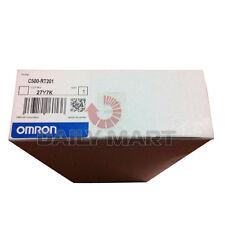 OMRON C500-RT201 REMOTE I/O UNIT SLAVE WIRED PLC CPU MODULE NEW IN BOX