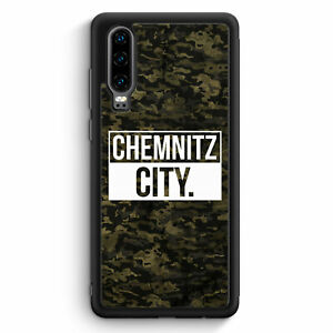 Chemnitz-City-camuflaje-huawei-p30-Silicona-Funda-motivo-Design-Alemania-mie