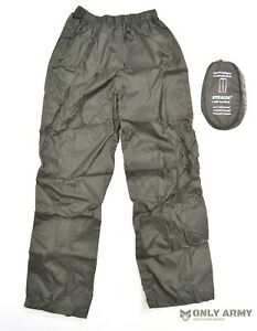 STEALTH-Waterproof-Trousers-Lightweight-Windproof-amp-Breathable-Army-Over-Pants