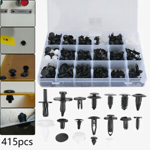 415pcs-Rivet-Clip-en-Plastique-Rivets-Fixation-Clips-Plastique-Voiture-Auto-FR