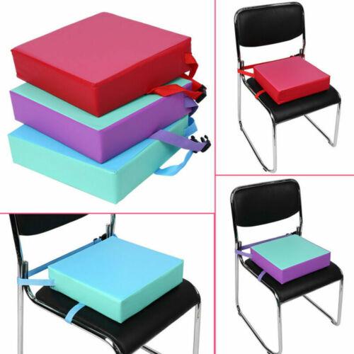 DHL Kinder Sitz Erhöhung Pad Stuhl Tragbare Kissen Kindersitzerhöhung Sitzkissen