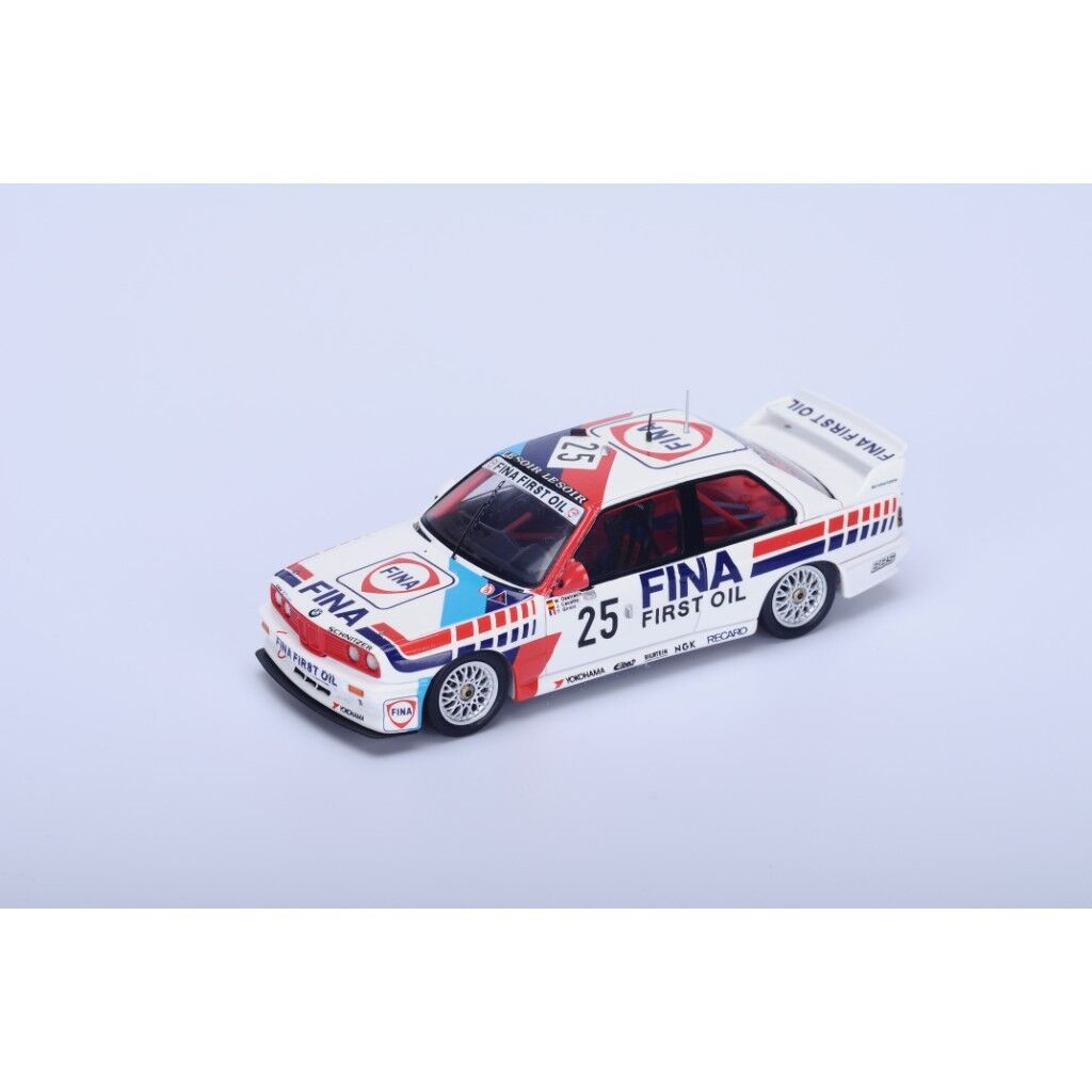 SPARK BMW E30 M3 M3 M3  25 Winner 24h SPA 1990 Cecotto - Giroix - Oestreich SB068 409698