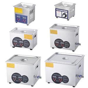 2L-3L-6L-15L-Industry-Digital-Heated-Ultrasonic-Cleaner-Heater-Timer-Bath-Tank