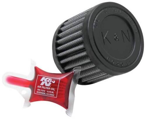 """kn universel RU-1130 k/&n universel caoutchouc filtre à air 1-11//16/""""FLG 3/""""OD 2-1//2/""""H"""