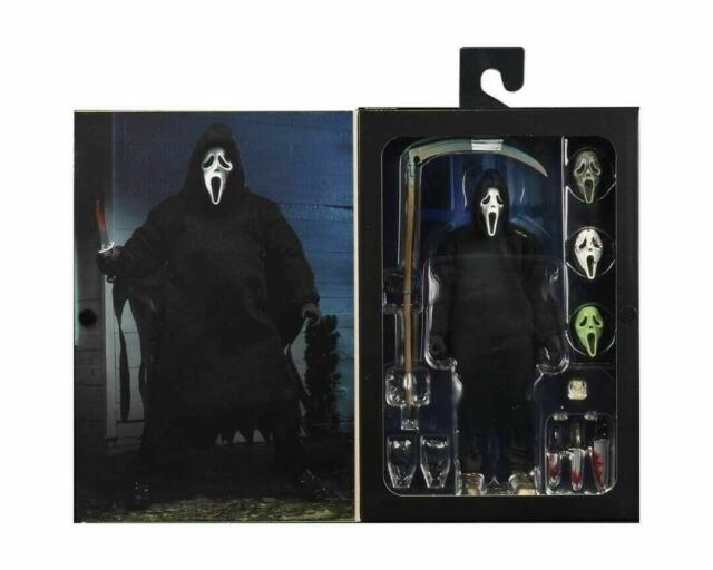 NECA - Scream Ultimate Ghost Face Action Figure• NEW & OFFICIAL •IN STOCK