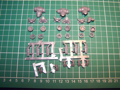 bits 3 paquetes de salto espacio Marina inceptors