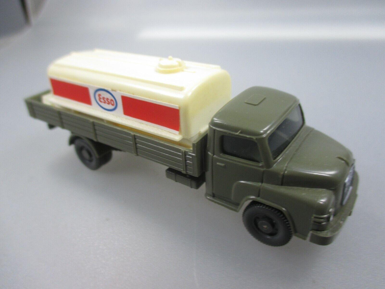 Wiking  Tankwagen MAN mit Tankaufsatz mit OPS (SSK68)  | Zuverlässige Leistung