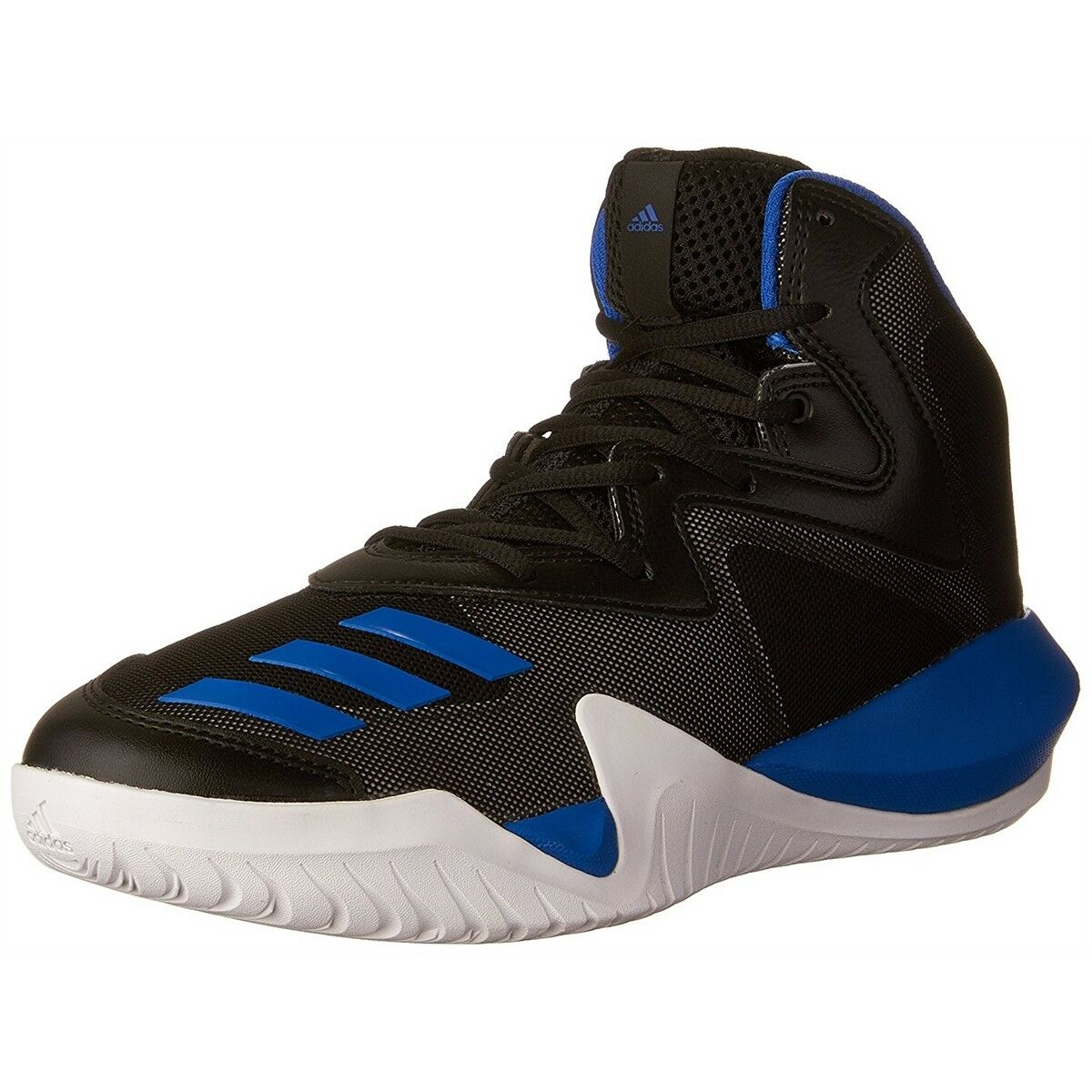 NEW Adidas hommes ADIPRENE Crazy Chaussures Team 2018 Basketball Chaussures Crazy Hi-Top Sneakers d1b62f