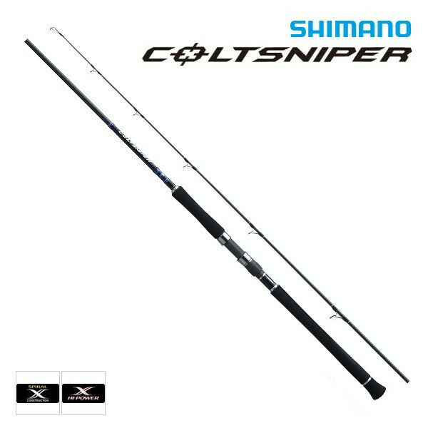 Caña Shimano coltsniper S1000MH Spinning