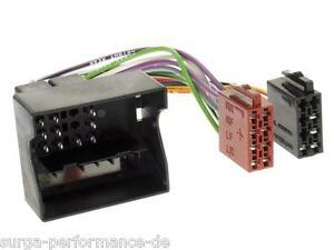 Ford-Focus-Mondeo-Fiesta-Kuga-Galaxy-Transit-Radio-Adapter-Kabel