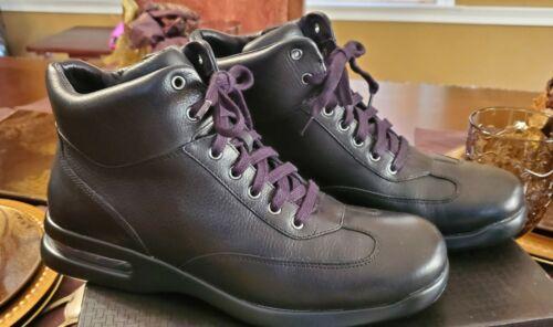 Cole Haan (Air Conner) BLACK Men Boot Size 9