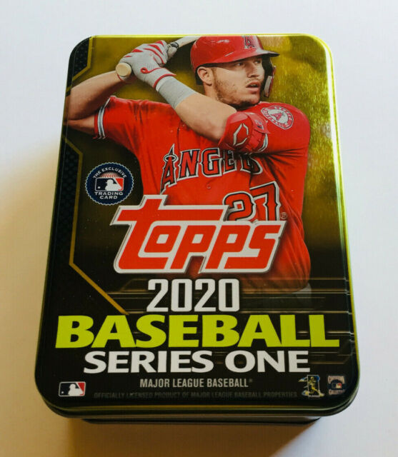 Topps 2020 Mlb Series 1 Baseball Cards For Sale Online Ebay