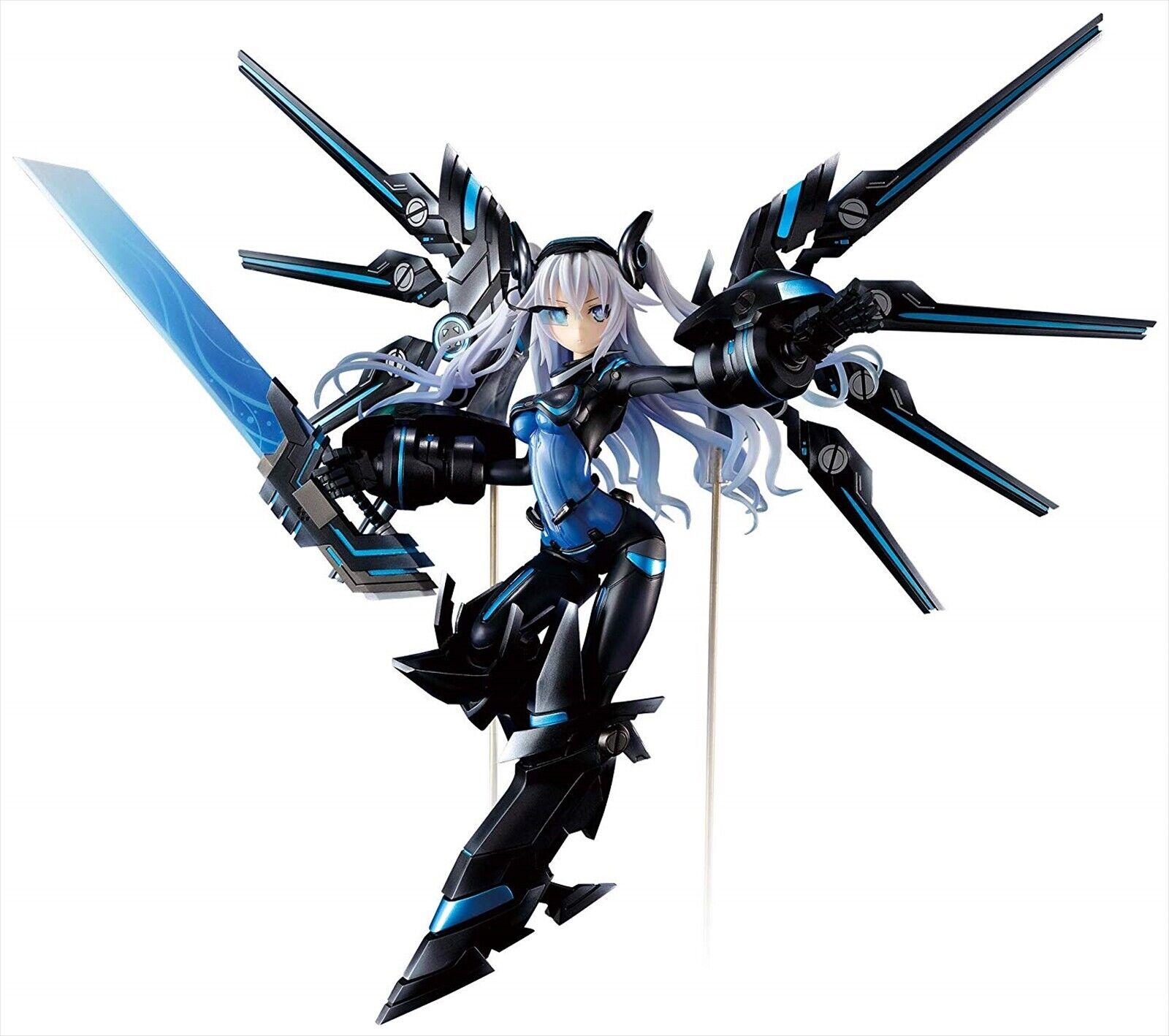 Pre verdeex Nueva dimensión juego Neptunia VII siguiente figura Negra Nueva