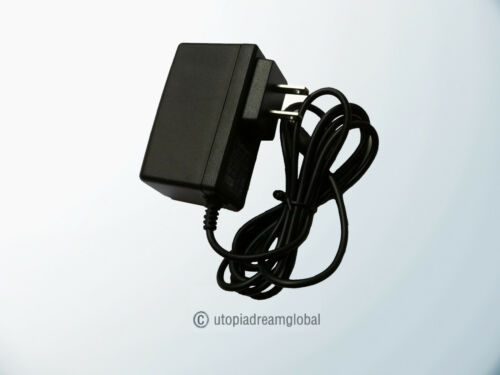 DC Adapter For Casio CTK-601 CTK-120 Piano Keyboard Power Charger PSU 9V 1A AC