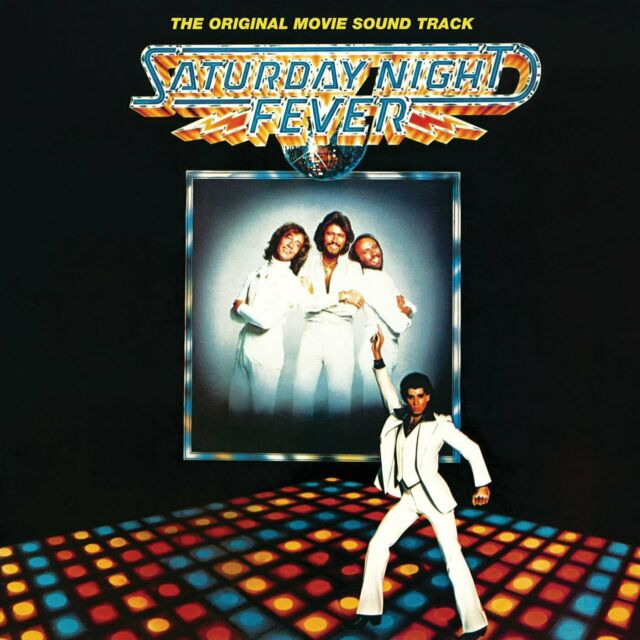SATURDAY NIGHT FEVER [O.S.T.] - Various Artists (180g Double Vinyl LP, 2017) NEW