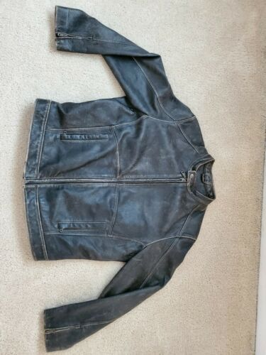 Rogue Leather Motorcycle Motorcycle Jacket