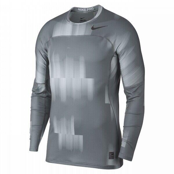 nike pro hyperwarm men's long sleeve training top