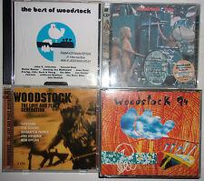 LOT CD ALBUM - COFFRET CD SPECIAL WOODSTOCK