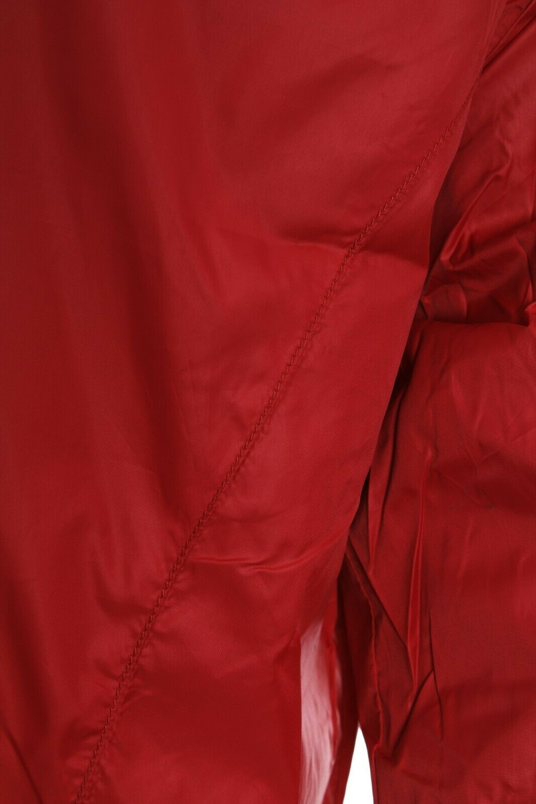 5450$ MENS BRIONI BLOUSON RED SILK LINING LEATHER… - image 12