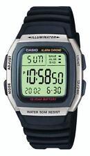 Casio | w-96h -1 aves | reloj hombre | nuevo & OVP | negros | 50m
