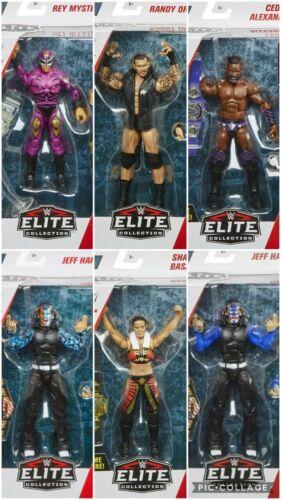 WWE CHOOSE THE FIGURINE FX ACCESSORIES MATTEL ELITE SERIES 67 WRESTLING FIGURE