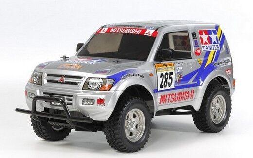 Tamiya 58602 1/10 EP RC Car CC01 Chassis Mitsubishi Pajero Rally Sport Kit w/ESC
